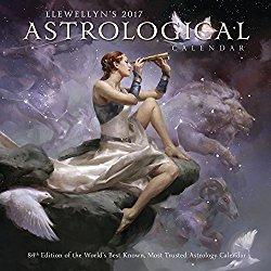 Llewellyn's 2017 Astrological Calendar: 84th Edition of the World's Best Known, Most Trusted Astrology Calendar