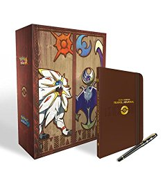 Pokémon Sun and Pokémon Moon: Official Strategy Guide Collector's Vault