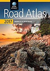 Rand McNally 2017 Road Atlas (Rand Mcnally Road Atlas: United States, Canada, Mexico)
