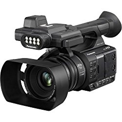 Panasonic AG-AC30PJ Full HD Camcorder with 3″ Touch LCD and 20x Optical Zoom