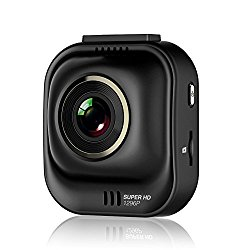 PAPAGO Car Dash Camera GoSafe 535 Super HD Dash Cam 1296P Car DVR , Car Cam, Night Vision ,Free 8GB Micro SD Card GS5358G