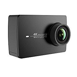 YI 4K Action Camera (US Edition) Night Black