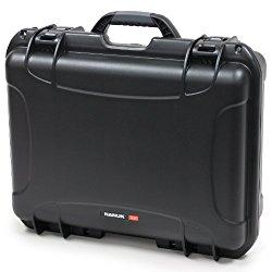 Nanuk 930 Hard Case with Cubed Foam -Black