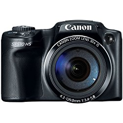 Canon PowerShot SX510 HS 12.1 MP CMOS Digital Camera (discontinued by manufacturer)