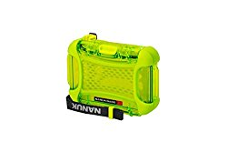 Nanuk 310-0002 Nano Series Protective Hard Case (Lime)