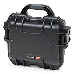 Nanuk 905 Hard Case with Padded Divider (Black)