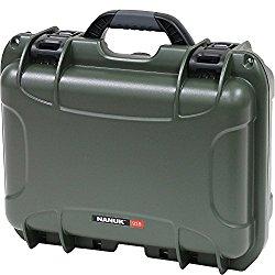Nanuk 915 Hard Case with Cubed Foam (Olive)