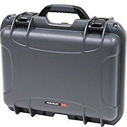 Nanuk 920 Hard Case with Cubed Foam (Graphite)
