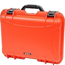 Nanuk 925 Hard Case with Cubed Foam (Orange)