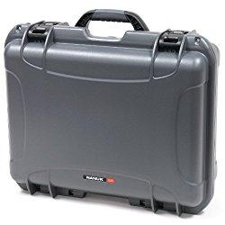 Nanuk 930 Hard Case with Cubed Foam (Graphite)