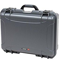 Nanuk 940 Case with Cubed Foam (Graphite)