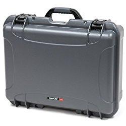 Nanuk 940 Graphite Hard Case with Padded Divider
