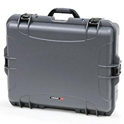 Nanuk 945Hard Case with Cubed Foam (Graphite)