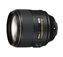 Nikon AF-S FX NIKKOR 105mm f/1.4 ED Lens with Auto Focus for Nikon DSLR Cameras