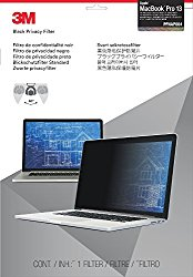 3M Privacy Screen Protectors Filter for Apple MacBook Pro 13″ with Retina Display (PFNAP004)