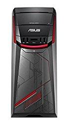 ASUS G11CD-DB52 Tower Desktop Intel Core i5-6400, 8GB DDR4, Windows 10, Black
