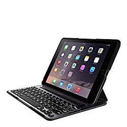 Belkin QODE Ultimate Pro Keyboard Case for iPad Air 2 (Black)