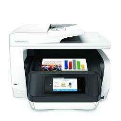 HP OfficeJet Pro 8720 Wireless All-in-One Photo Printer with Mobile Printing, Instant Ink ready (M9L75A)