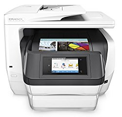 HP OfficeJet Pro 8740 Wireless All-in-One Photo Printer with Mobile Printing, Instant Ink ready (K7S42A)