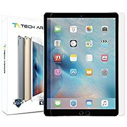 iPad Pro (12.9″) Glass Screen Protector, Tech Armor Premium Ballistic Glass Apple iPad Pro 12.9-inch Screen Protectors [1]