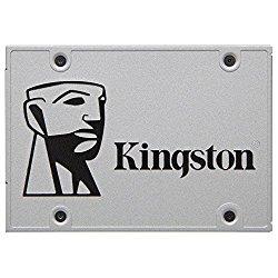Kingston Digital 120GB SSDNow UV400 SATA 3 2.5″ Solid State Drive SUV400S37/120G