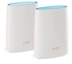 NETGEAR Orbi High-performance AC3000 Tri-band WiFi System (RBK50)