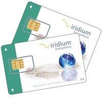 Iridium 500 Minute 1 year Prepaid Satellite Phone SIM Card