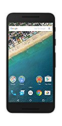 LG Nexus 5X LG-H791 32GB Factory Unlocked EU Smartphone – Carbon Black (International Version)