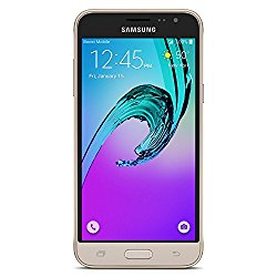 Samsung J3 Nova – No Contract Phone – Gold – (Boost Mobile)