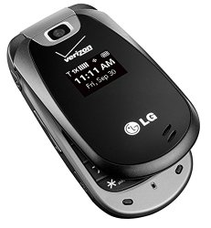 Verizon LG VN150 Revere No Contract Grey CDMA Camera Cell Phone EXCELLENT
