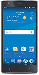 ZTE ZMax2 No Contract Phone – Carrier Packaging (AT&T)