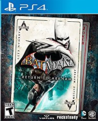 Batman: Return to Arkham – PlayStation 4 Standard Edition