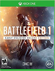 Battlefield 1 Early Enlister Deluxe Edition – Xbox One