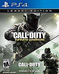 Call of Duty: Infinite Warfare – PS4 Legacy Edition
