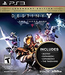 Destiny: The Taken King – Legendary Edition – PlayStation 3
