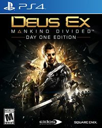 Deus Ex: Mankind Divided – PlayStation 4