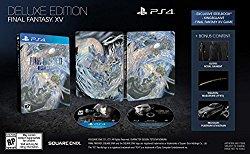 Final Fantasy XV Deluxe Edition – PlayStation 4