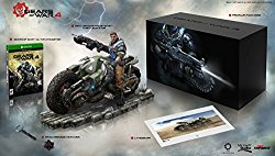 Gears of War 4: Collector's Edition (Includes Ultimate Edition SteelBook + Season Pass + Early Access) – Xbox One