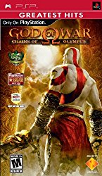 God of War Chains of Olympus – Sony PSP