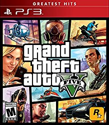 Grand Theft Auto V – PlayStation 3