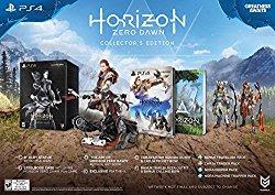 Horizon Zero Dawn – PlayStation 4 Collector's Edition