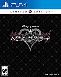 Kingdom Hearts HD 2.8 Final Chapter Prologue Limited Edition – PlayStation 4