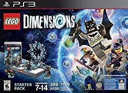 LEGO Dimensions Starter Pack – PlayStation 3