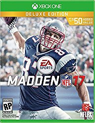 Madden NFL 17 –  Deluxe Edition – Xbox One