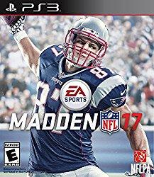 Madden NFL 17 – Standard Edition – PlayStation 3