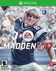 Madden NFL 17 –  Standard Edition – Xbox One