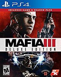 Mafia III Deluxe Edition – PlayStation 4