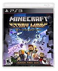 Minecraft: Story Mode – Season Disc – PlayStation 3