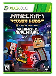 Minecraft: Story Mode- The Complete Adventure – Xbox 360