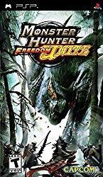 Monster Hunter Freedom Unite – Sony PSP